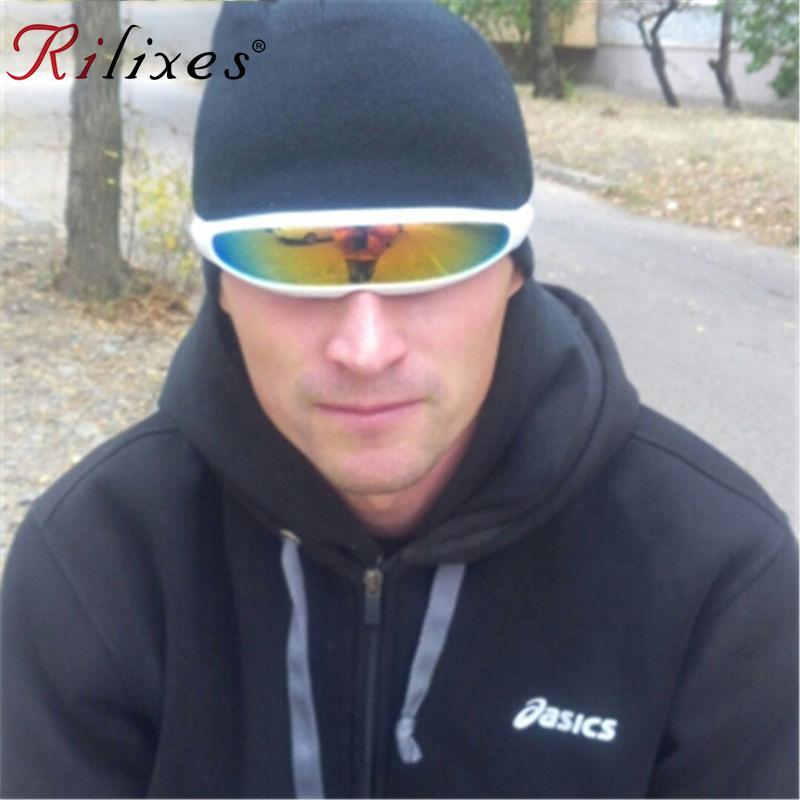7f7b3661d71d RILIXES Men s Sunglasses X Men Personality Laser Glasses Cool Robots Sun  Glasses Driving Sunglass Goggles Free Bag Polarized Sunglasses Sunglasses  For Men ...
