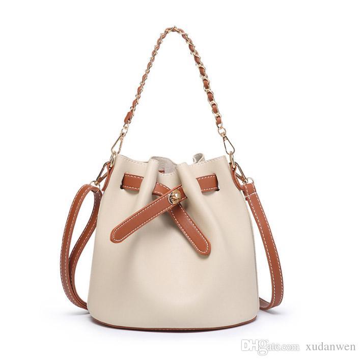 9573e42ece Hot Sale Lady Fresh Bucket Bag Korean Fashion Crossbody Bag Female Wild  Personality Handbag Lady Fresh Bucket Bag Korean Fashion Online with   26.95 Piece on ...