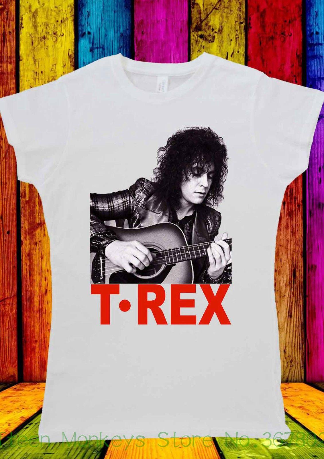 9bf0bfed9 Women S Tee Marc Bolan T Rex Slider English T Shirt Men Women Unisex 123  New Women S T Shirts Tourist Shirts Of T Shirt From Fifteenmonkeysstore