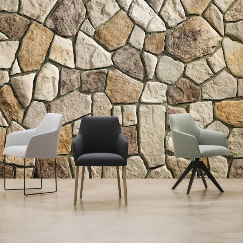 Home Decor Wallpaper: Home Improvement Decor 3D Wallpaper For Walls HD Stone