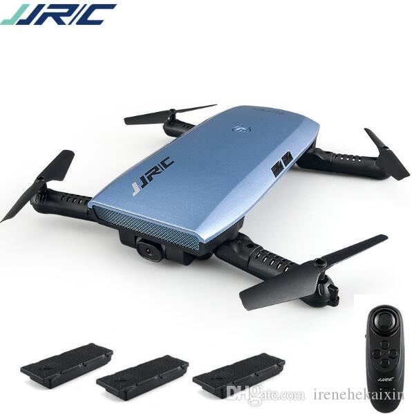 JJR/C JJRC H47 WH Foldable Wifi RC FPV Drone Quadcopter with 720P Camera  G-sensor Toy FPV HD Elfie Control