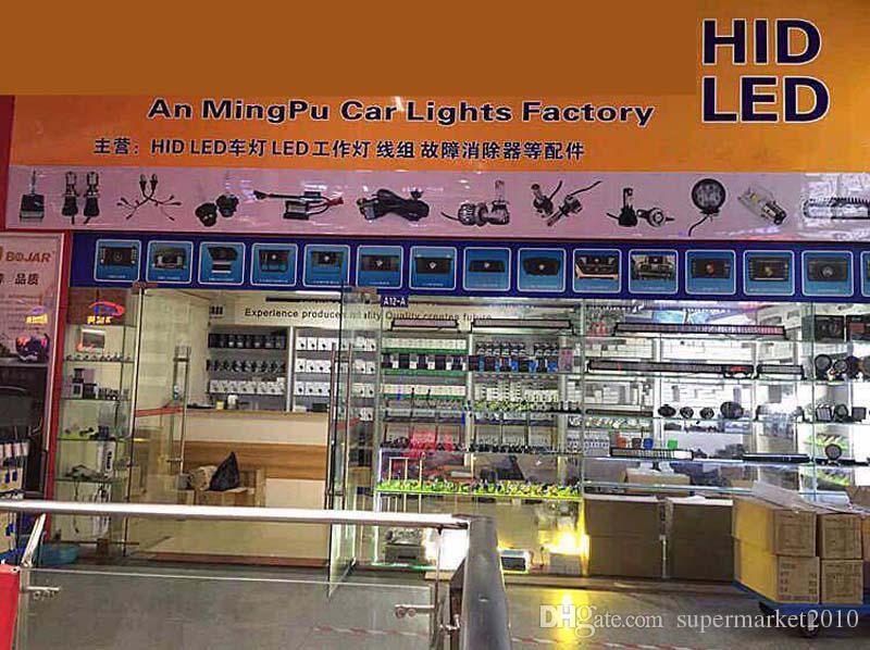 Linterna del coche h4 Bombilla halógena h4 100W auto H4-3 hi / lo H7 H1 HB3 HB4 H8 H11 9005 9006 6000K blanco Luz de reemplazo Luces de los faros delanteros Lámpara