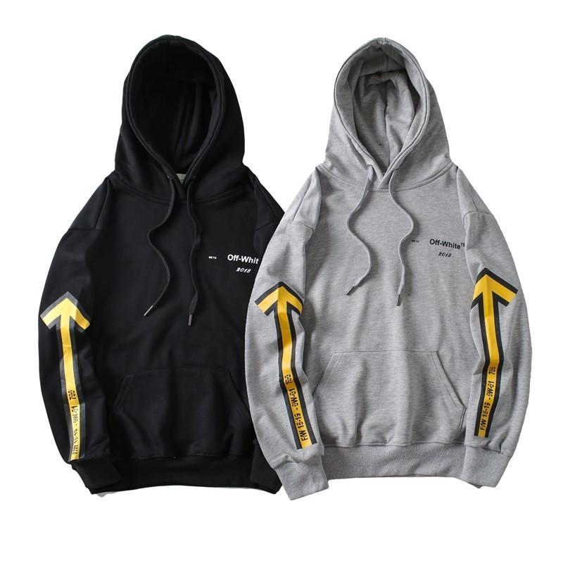87bd8d4e156d Mens Hoodies 2018 Europe And the United States Latest Listing Arrow ...