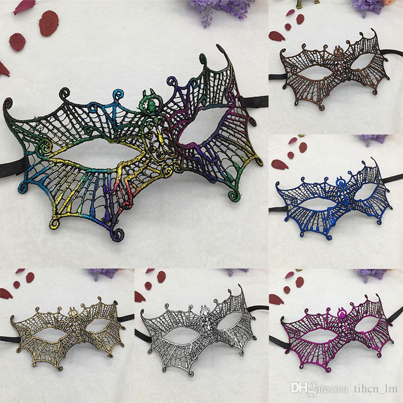 10pcs Mixed Item masquerade party masks For women Seductive Prom Halloween Venetian Mardi Gras Fancy Sexy Elegant Half Face Lace Masks