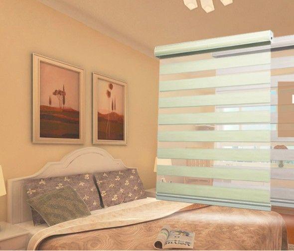 Automatic Window Blinds >> 2019 Custom Automatic Curtain Electric Shangri La Blind Motorized