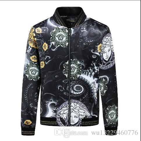353a1e12fcde 2018 New Hip Hop Jackets Men S 100% Cotton Spring And Summer Jackets Men  Teel Hip 3g Designer Mens Caual Coat Bomber Jacket Leather Overcoat For Men  From ...