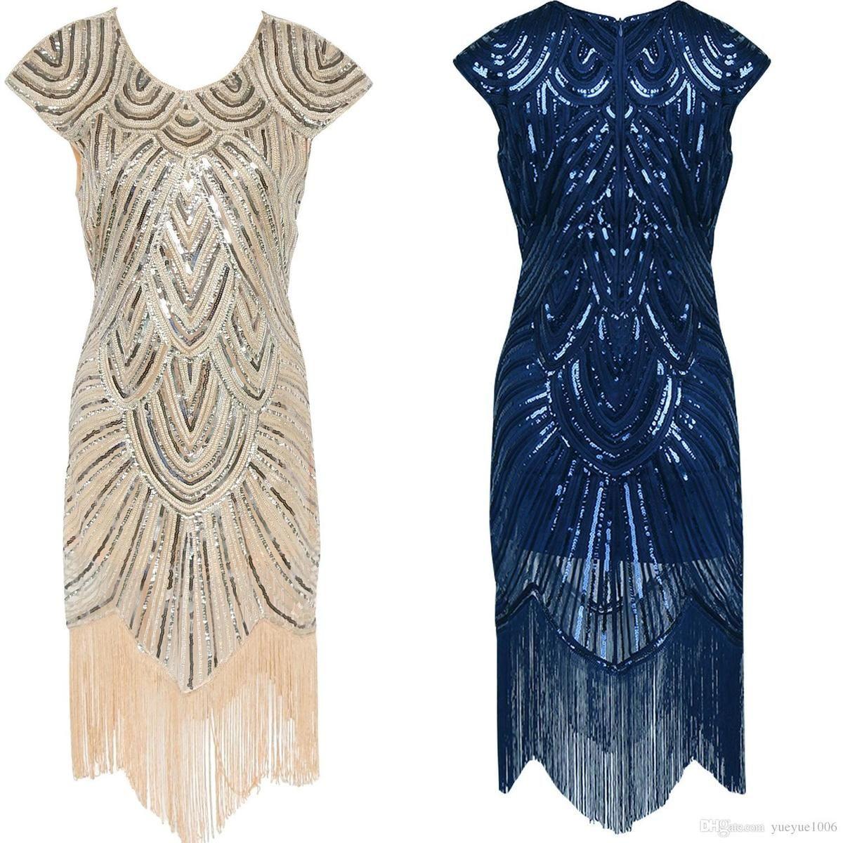 Great Gatsby Dresses Plus Size – DACC