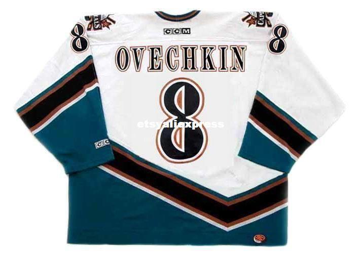 5f6d38db5ca 2019 Custom Mens ALEXANDER OVECHKIN Washington Capitals 2005 CCM Jerseys  Vintage Away Cheap Retro Hockey Jersey From Etsyaliexpress