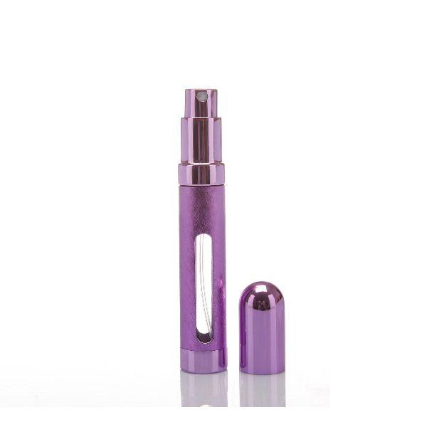 OT-58 12 ml de alumínio perfume atomizador portátil frasco de perfume recipientes de toner produto de beleza para o transporte livre!