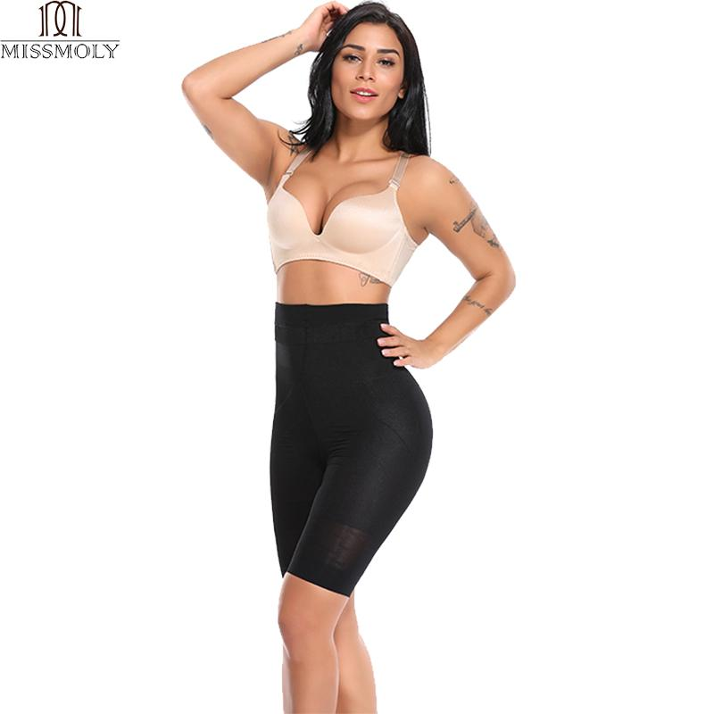 c198425284 2019 Miss Moly Corrective Pulling Underwear Tummy Control Slimming Sheath Invisible  Butt Lifter Body Shaper Shapewear Modeling Pant From Duanhu