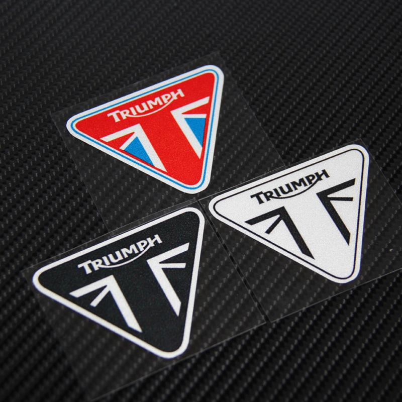 2018 Hot Sell For Triumph Helmet Motorcycle Moto Bike Sticker Decal