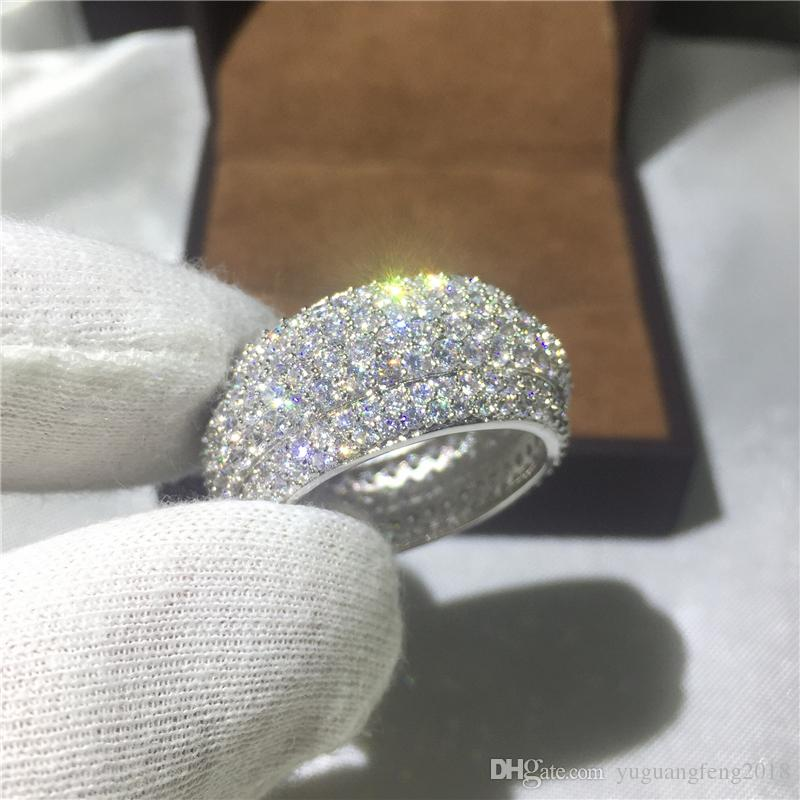 bague or pave