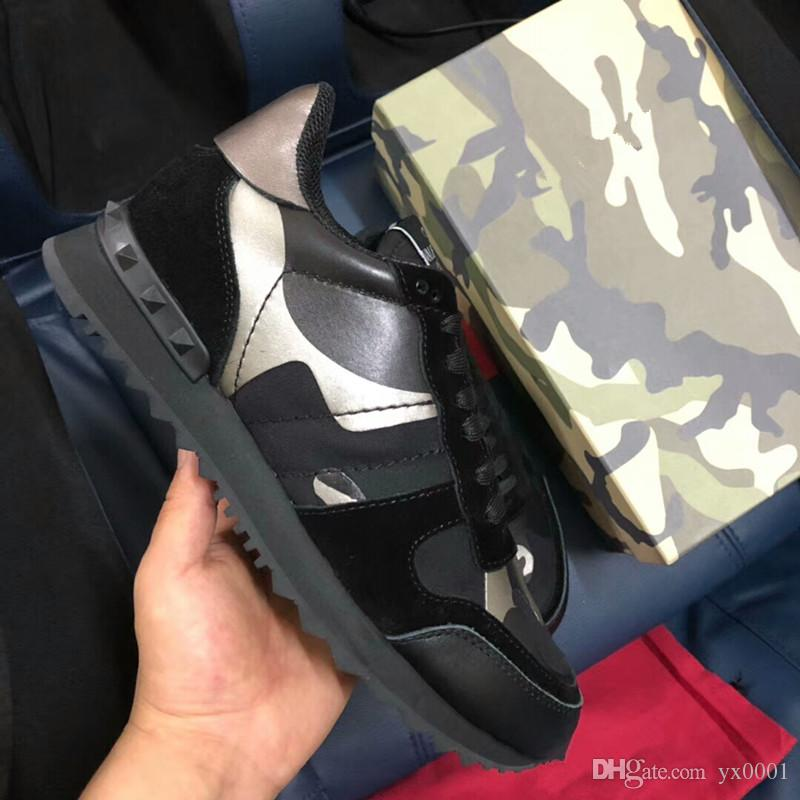 253a4411d84967 Hot!! New Fashion Men s Sport Shoes Super Quality Camouflage Leather ...