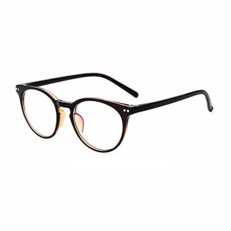 2018 2017 Fashion Big Glasses Frame Men Women Retro Vintage ...