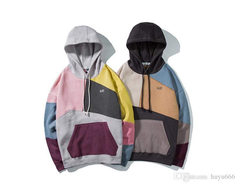fe63ad354ba 2018 New Design Tide Brand Sweater Street Men s Creative GUJEE Trend ...