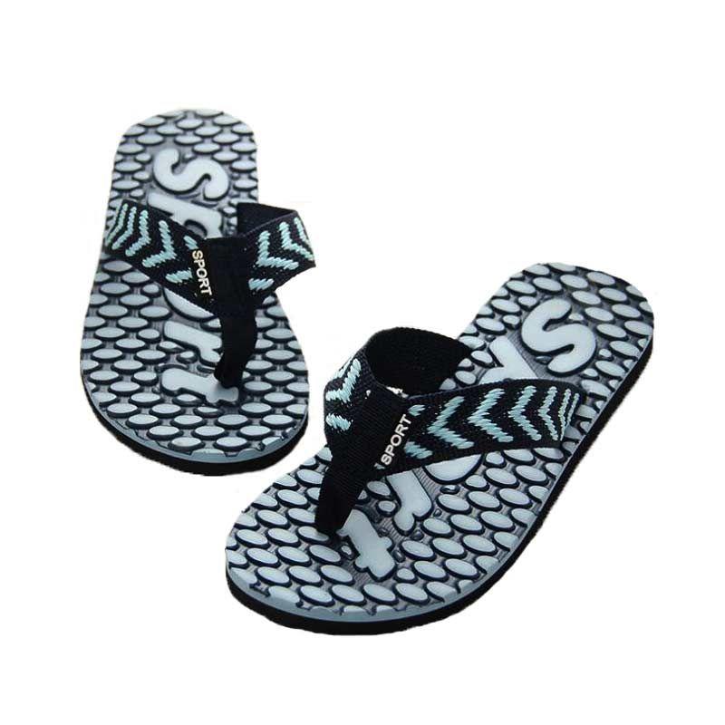 f1d1a07562415 Unisex Flip Flops Slipper Men Slippers Summer Sport Design Sole Flat Heel  Sandals Women Home Shoes  33 Rain Boots For Women White Shoes From  Daisy li
