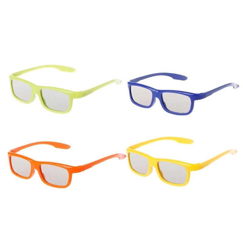 Compre OOTDTY Nova Circular Polarizada Passiva Óculos 3D Estéreo Preto  Quadro Para Real D 3D Cinema TV Quadro Completo De Muju,  26.45    Pt.Dhgate.Com 7eec51ebdd