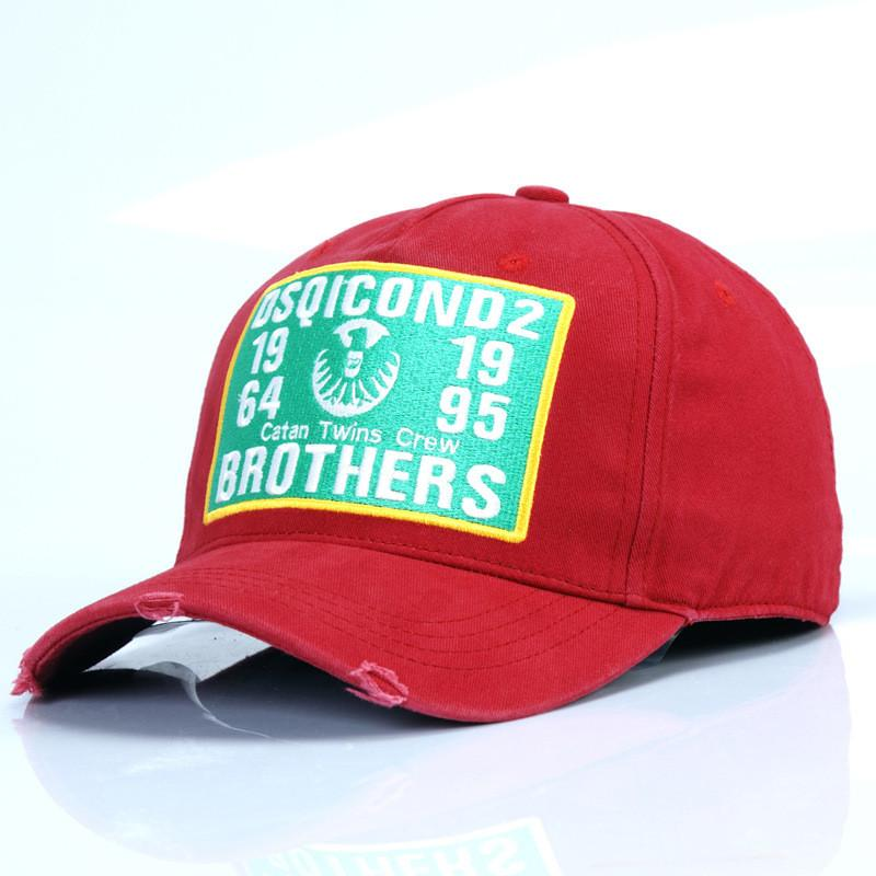 New Style D2 Caps Popular Embroidery Hats Brothers Baseball Cap