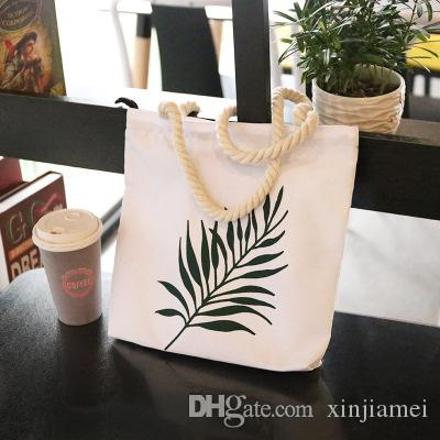 2019 мода высокое качество холст большая сумка женские сумки девушки повседневные сумки на ремне студентов защиты окружающей среды хозяйственная сумка