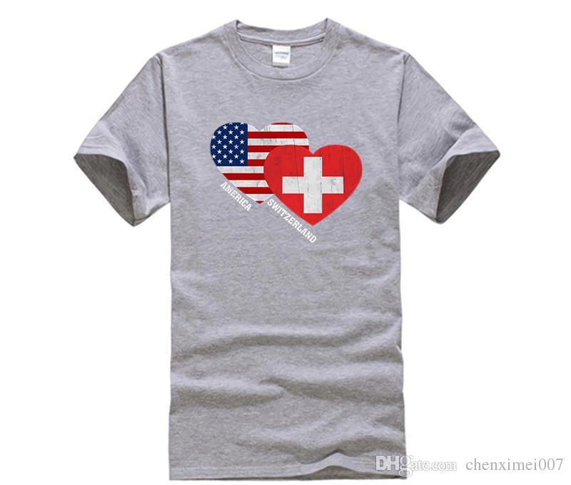 Suisse Shirt Shirt De T La De Drapeau T Acheter De Suisse Drapeau TqYxAwBpnw
