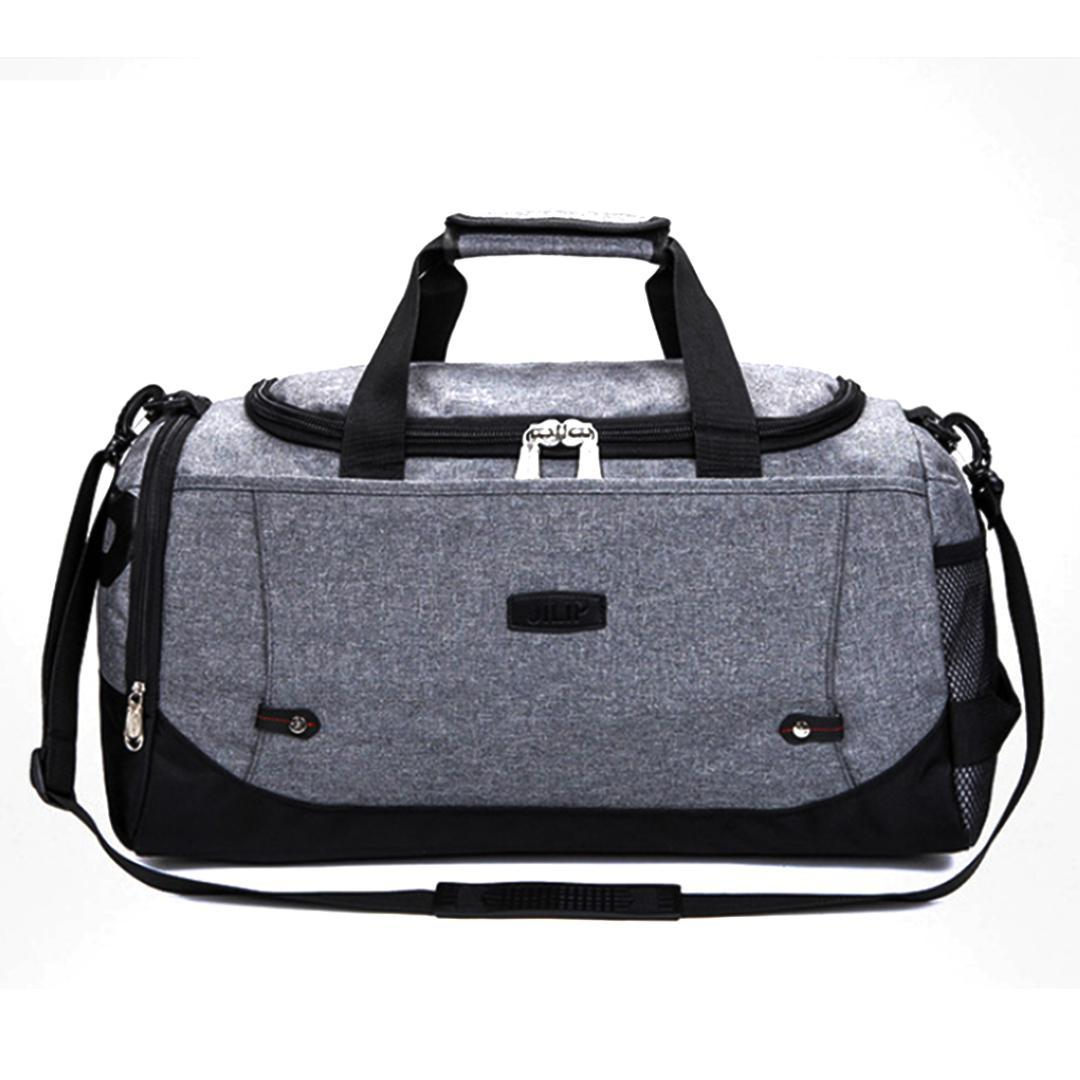 c307d9cd01e3 2018 New Big Capacity Polyester Molle Pouch Handbag Outdoor Tote Fitness  Sports Gym Bags Durable Deporte Malas for Traveling