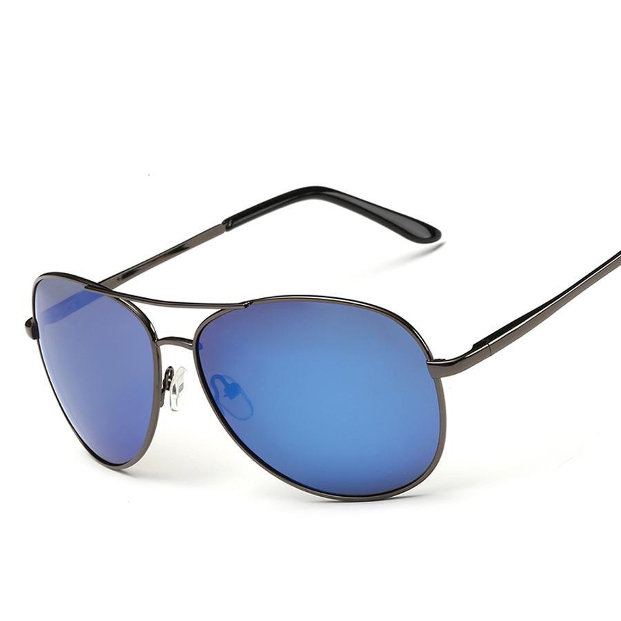 abe09595de2ed Compre Gafas De Sol De Piloto Oculos Aviador Gafas De Sol Polarizadas Para  Mujer Sombras Gafas De Sol Mujer Polarizadas Marca Rayos Gafas De Sol A   24.55 ...