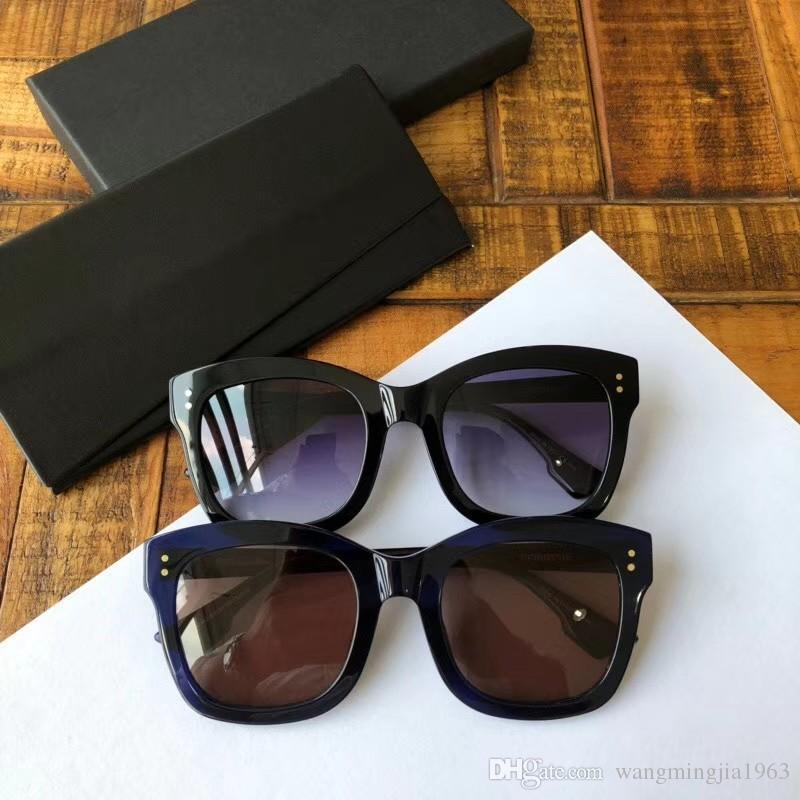 Neue designer sonnenbrille luxus sonnenbrille für frauen männer sonnenbrille frauen herren marke designer gläser mode sonnenbrille oculos IZON2