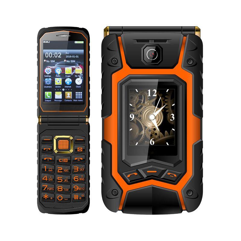 Smartphones Comparaison Double Ecran Tactile Bascule Senior Mobile