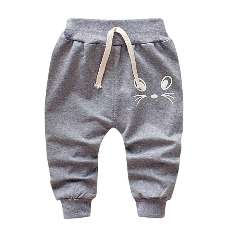 48296d695 Baby Pant Cat Pattern Children Harem Pants For Boys Kids Pant Trousers Full  Length Children Boy Sports Pants Boys Snowpants Boys Elastic Waist Khaki  Pants ...