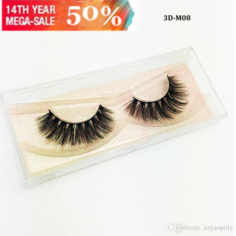 2 Pairs 3d Fiber Hand Made Black Fake Eyelashes Natural Crisscross Extension False Eyelashes For Makeup Beauty Stage Makeup Beauty Essentials