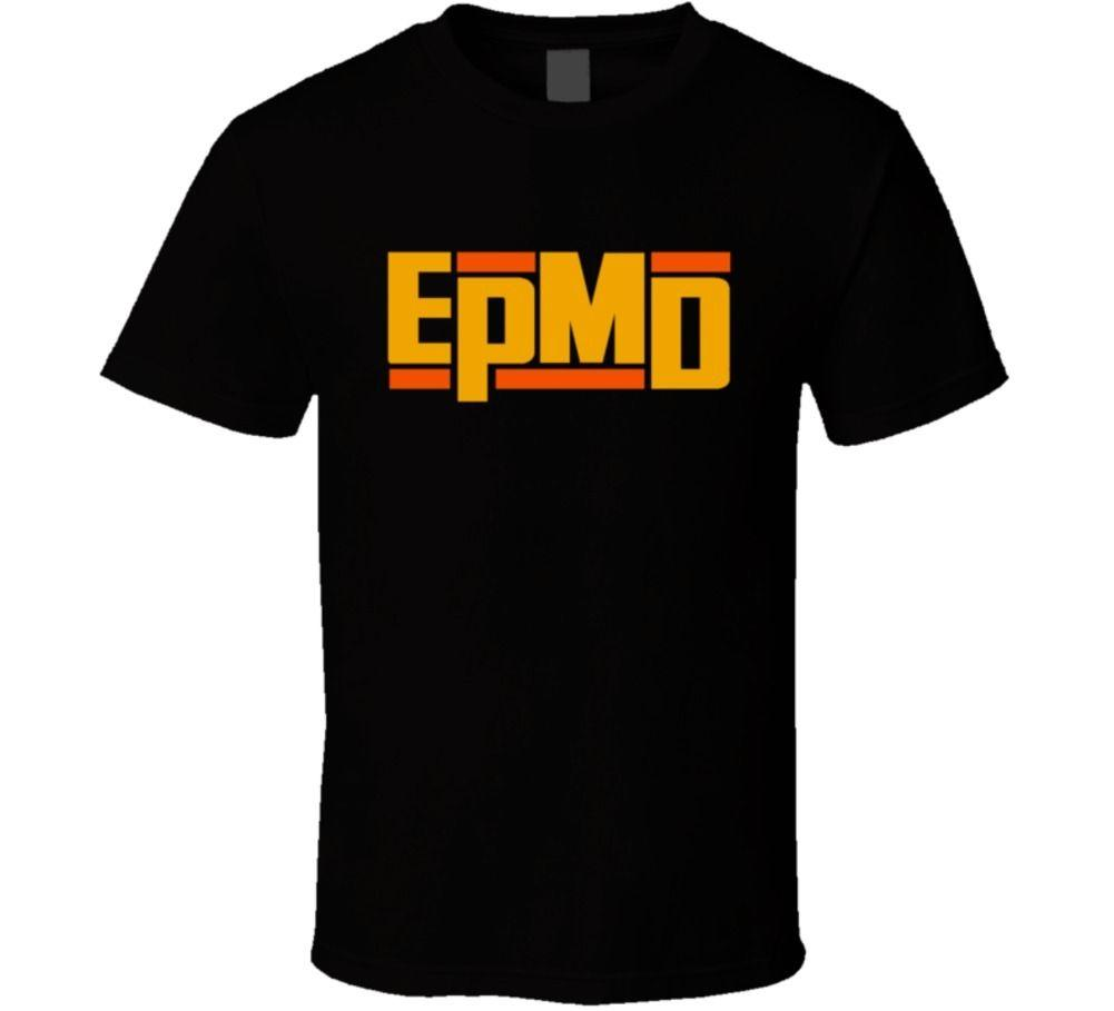 b2e7b50f5ad74 EPMD 90s Rap Hip Hop Duo Music T Shirt Online with  12.99 Piece on  Shop4ever s Store
