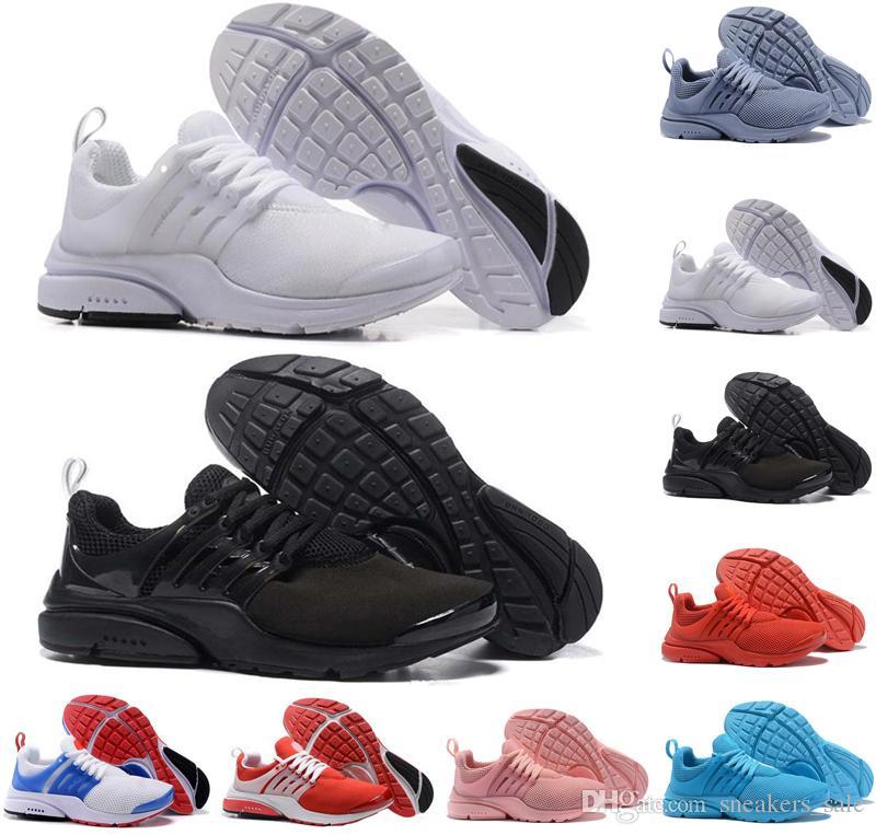 Air Shoes Nike Cumulus Presto Uomo Scarpe Red Br Qs Black Designer Corsa White Unholy Classic Nuove Ginnastica Da Comft ymY7vIb6gf