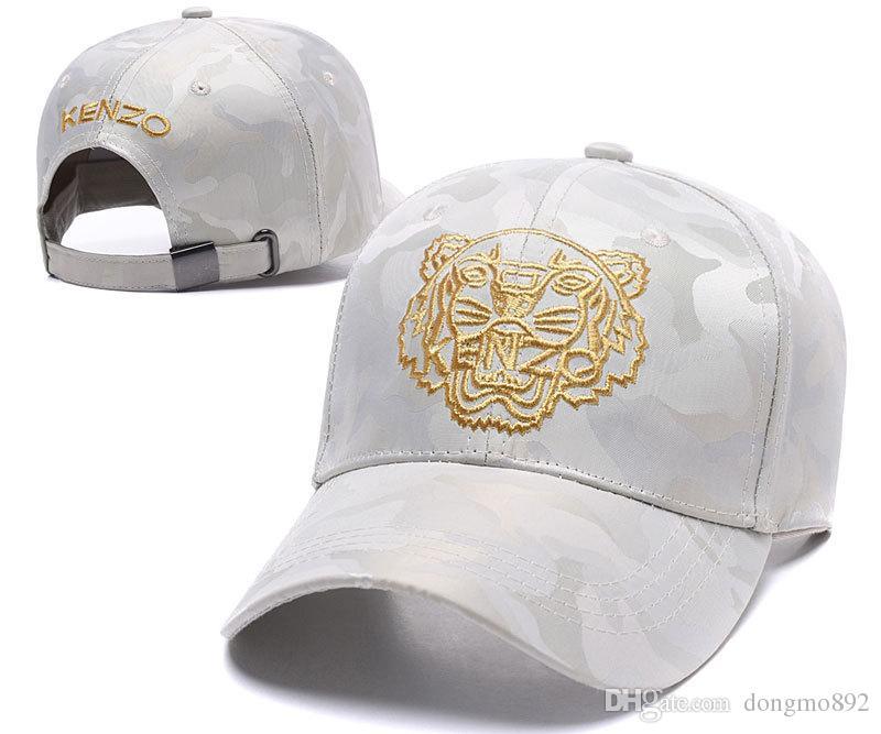 Hot Sale Girl Ball Caps Tiger Head Mens Designer Baseball Hats Vintage  Snapback Dress Luxury Sun Visor Hats Hip Hop Casquette Cap 016 Zephyr Hats  Kids Hats ... cd0308fbddb7