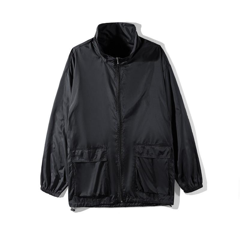506fc9e46425 Fashion Jacket 18SS New Men s Casual Jacket Sun Protection Clothing ...