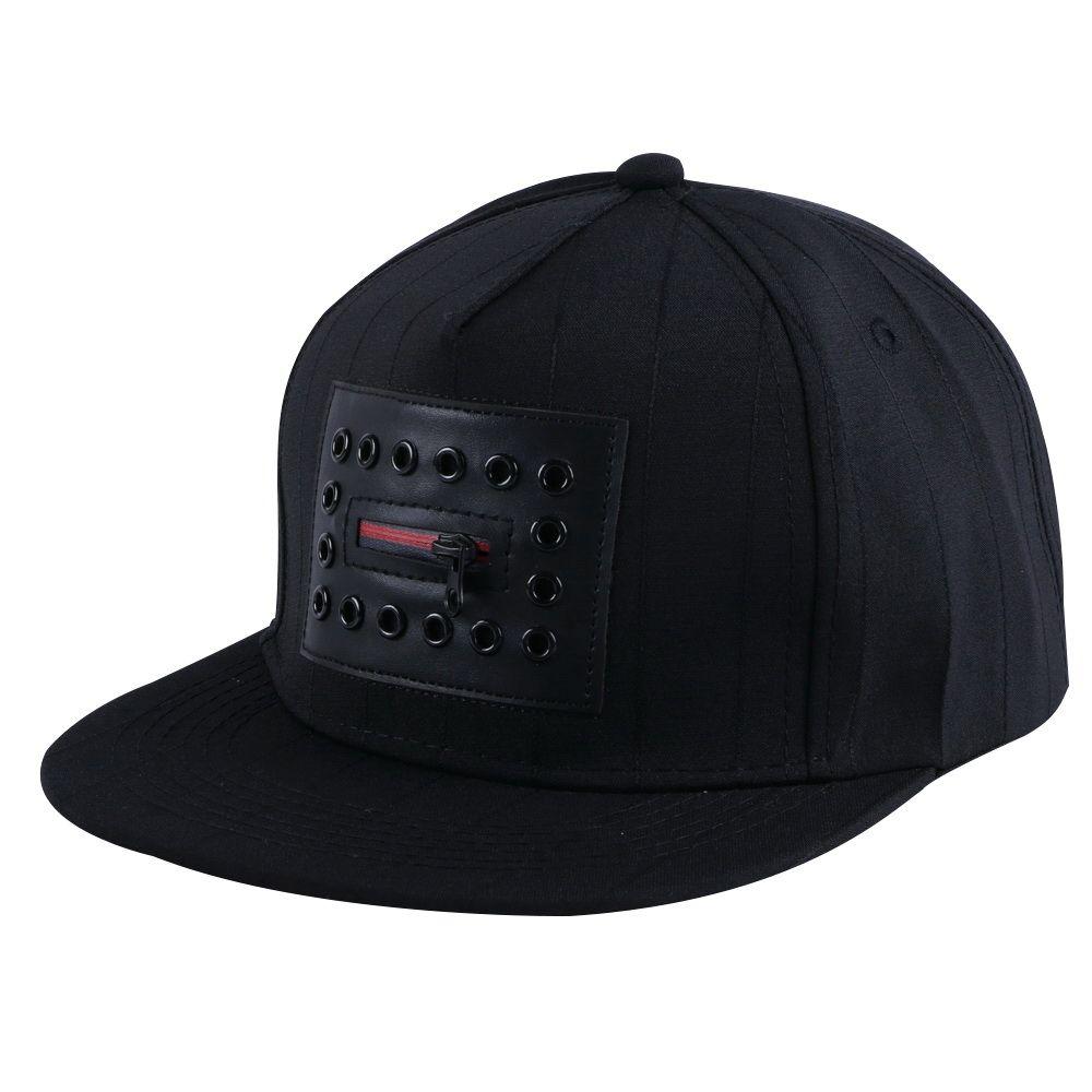 Wholesale Women Men Brand Snapback Cap Custom Design Metal Logo ... d001aba38a8f