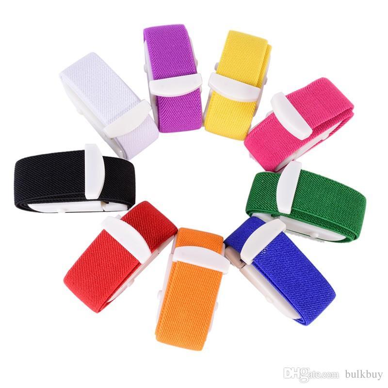 4 ألوان السريع البطيء الإصدار الإسعاف الطبي الرياضة الطوارئ عاصبة الإبزيم بالجملة