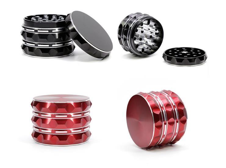 Verkauf von 63MM Durchmesser 45MM Aluminium vier-spitze Polygon Polygon Gitter