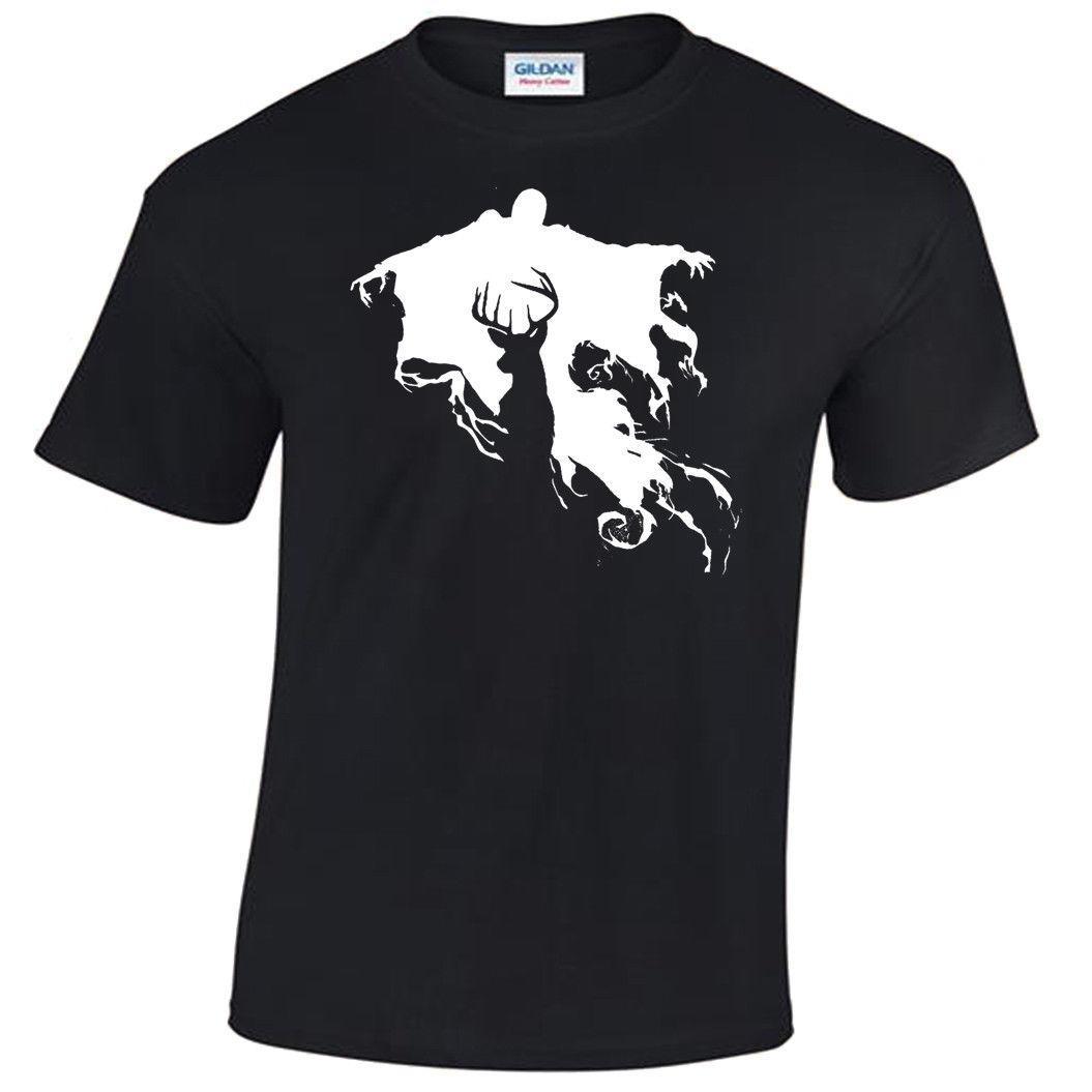 Dementor T-Shirt Damen Potter Inspiriert Geschenk