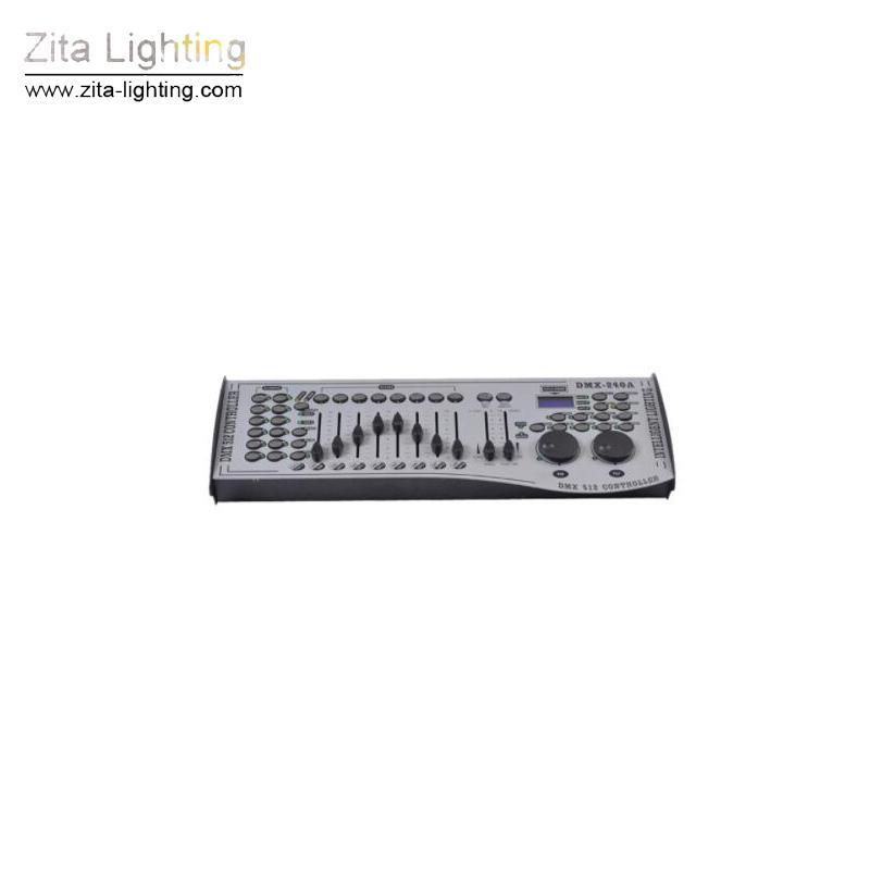 Zita Lighting International Standard DMX 512 Controller Beleuchtung Konsole Bühnenbeleuchtung Operation Control Equipment DJ Disco Party Effekt