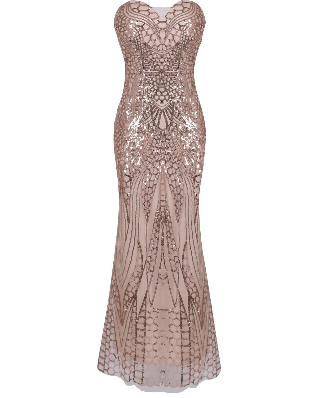 6654f79b9c2fe 2018 Amazon Hot Style PROM Dress