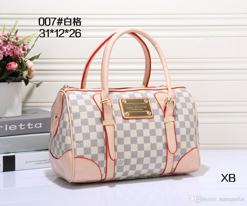 0ddcbd9179 New Europe 2018 Luxury Brand Women Bags Handbag Famous Designer ...