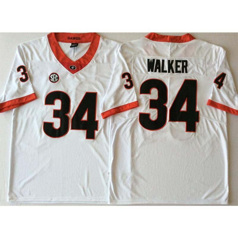 Mens Georgia Bulldogs Herchel Walker Stitched Name Number American College  Football Jersey Size S-3XL Georgia Bulldogs Jersey Herchel Walker Jersey  College ... 03a06f89c