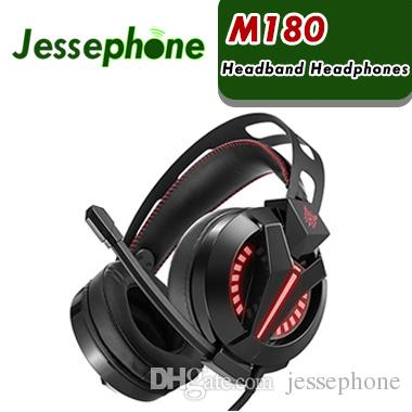 Onikuma M180 Ps4 Gaming Headset Gamer Casque Over Ear Best Stereo
