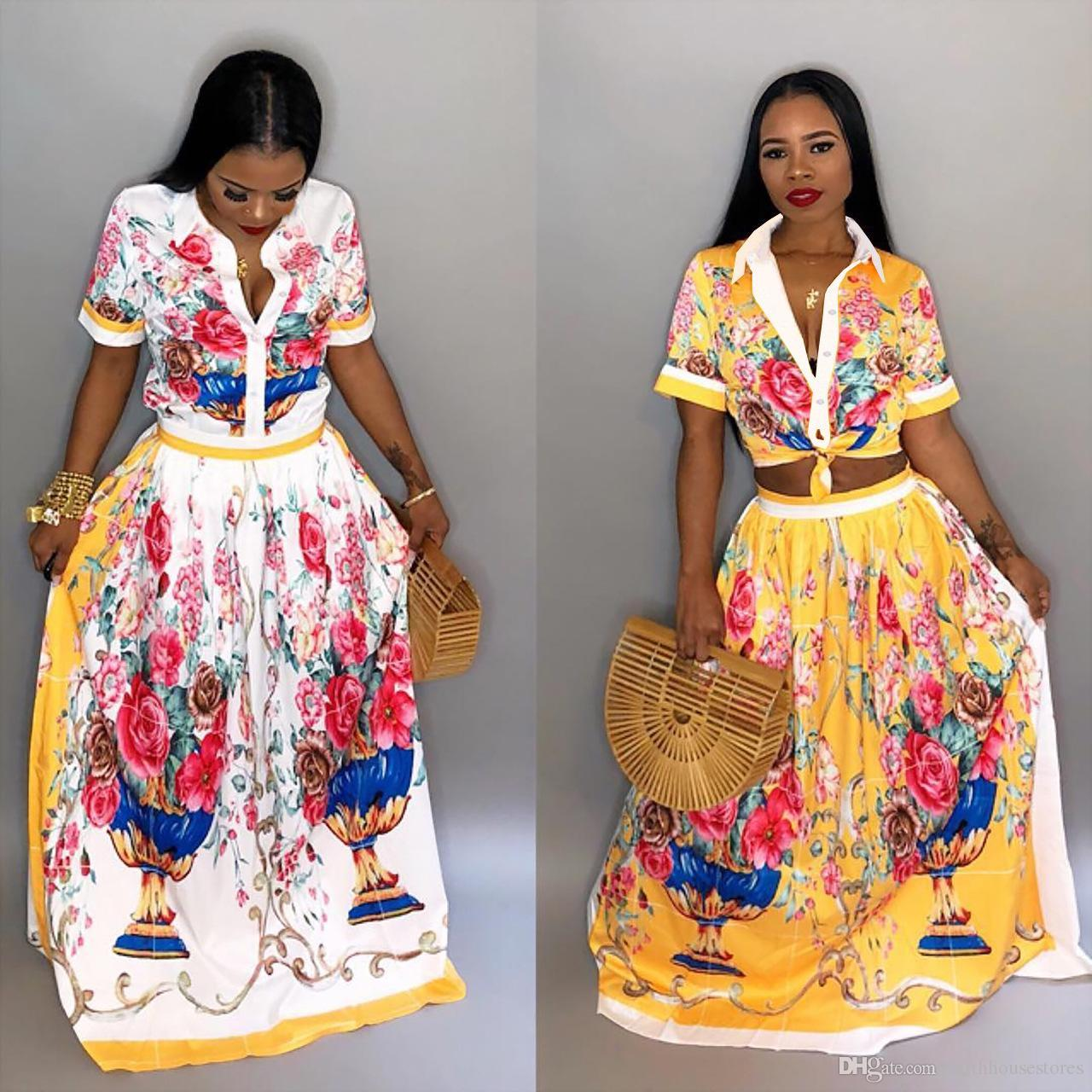 African Dresses Robe Africaine Women Clothing Rushed Polyester 2018