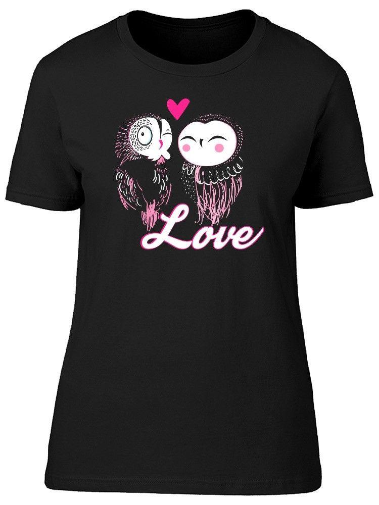 8b8bc9d227 Odd Owls In Love Women S Tee Image By Shutterstock Retro T Shirts Tshirt  Designs From Bincheng4