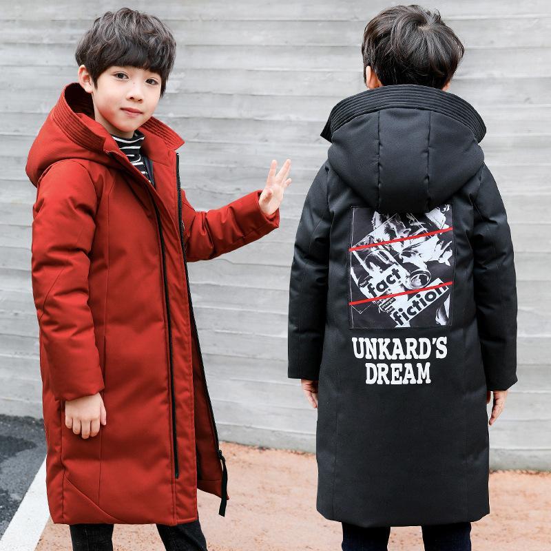 d39c45601 30 Degrees Children Clothing 2018 Boy Clothes Warm Winter Down ...