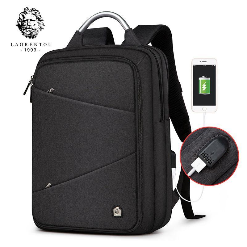 cedd03d14a LAORENTOU Casual Men Backpack Women Backpack Travel Bag Multi Functional  School Backpacks For Teenagers   StudentX82401 Dog Backpack Backpacks For  Women ...