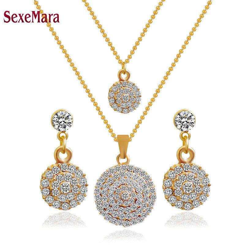 58e5e2501 Cheap Swarovski Jewelry Sets Bridesmaids Wholesale Marcasite Jewelry Sets