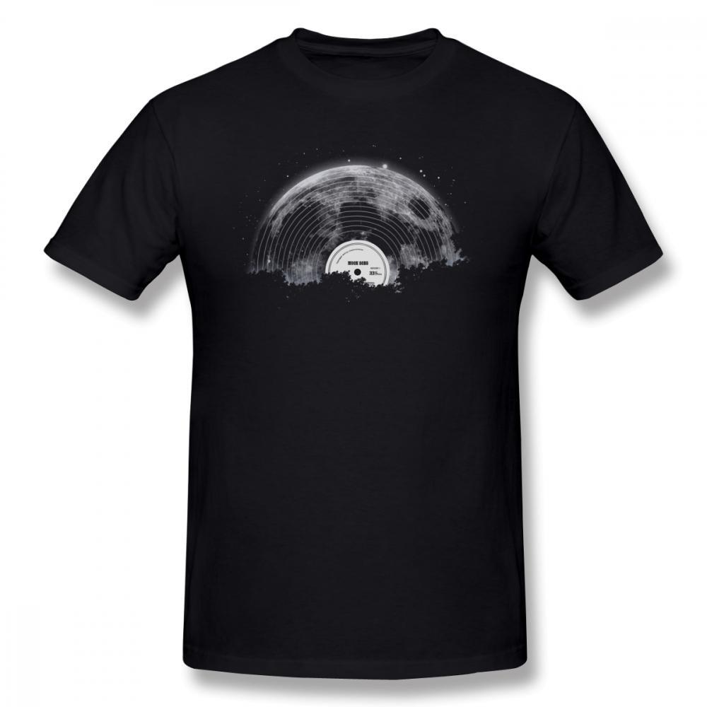 071cc1b36cd80 Crewneck Moon Song T Shirt Custom For Boy Free Shippingfor Man T Shirt  Music Disc Tees Tee T Good T Shirt Design From Layorstore