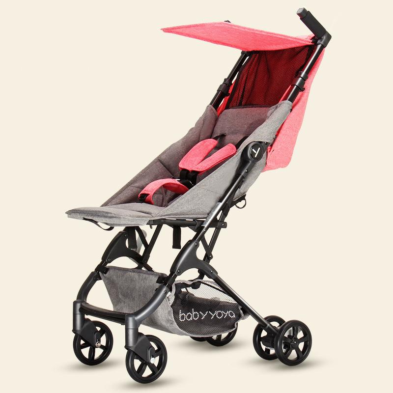 New Baby Stroller Jogger City Tour Lightweight Compact Travel Stroller Baby Carriage Babies Trolley
